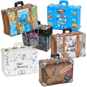 Koffer-Spardosen