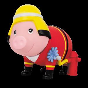 Feuerwehr Sparschwein LILALU